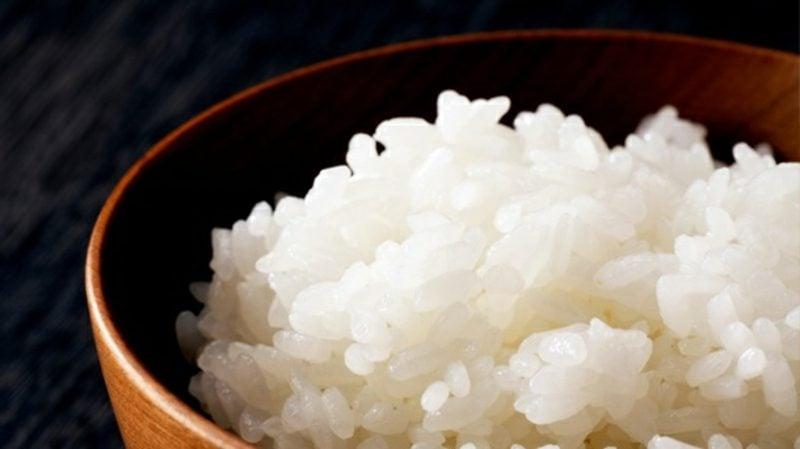 Reis vegan Sushi-Reis selber kochen