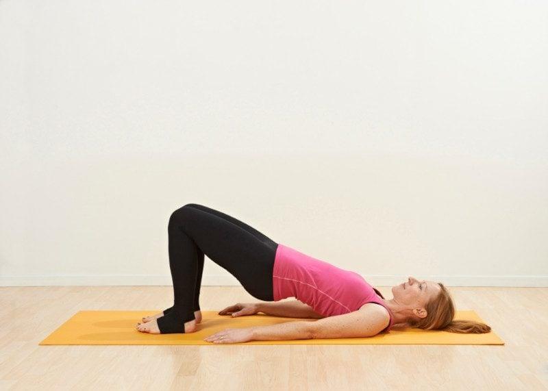Pilates Übungen für Zuhause