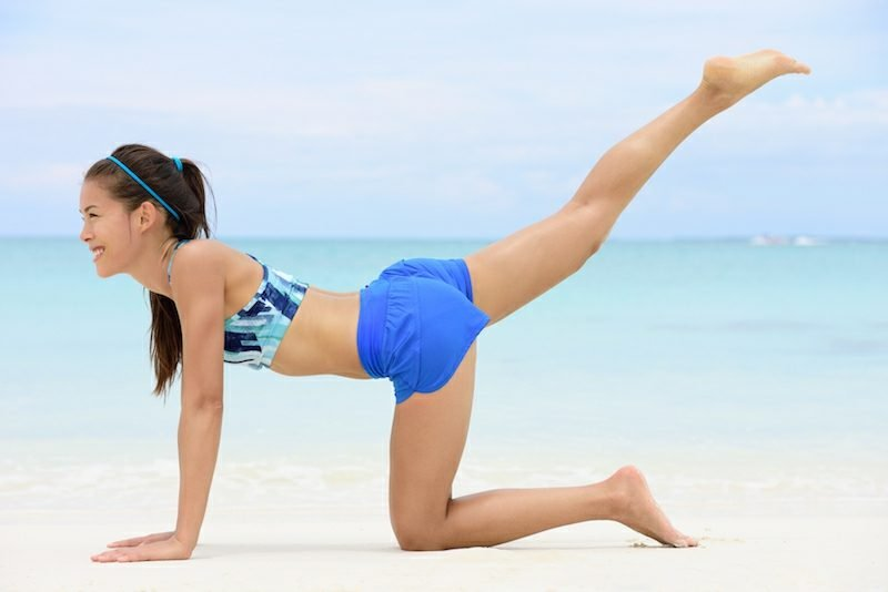 Pilates zum Abnehmen effektvoll