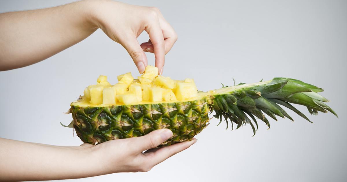 ananas gesund anans nährwerte ananas vorteile