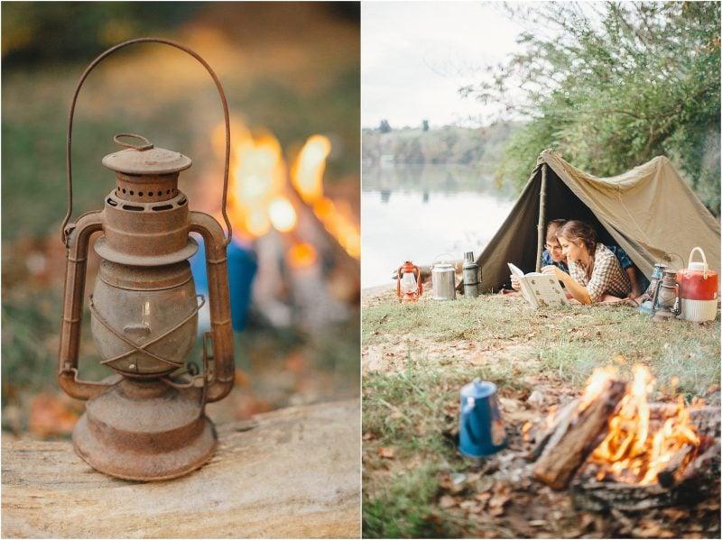 Tipps für die richtigen Campingzubehör