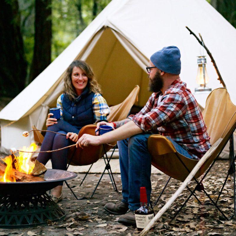 Campingzubehör - das richtige Zelt kaufen