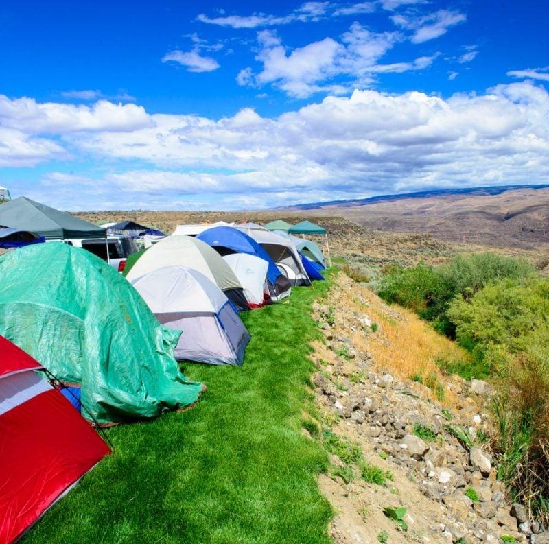 Campingzubehör - was brauche ich?