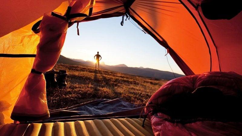 Campingzubehör - das richtige Zelt