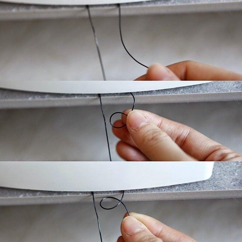 Choker Kette selber machen - DIY Anleitung