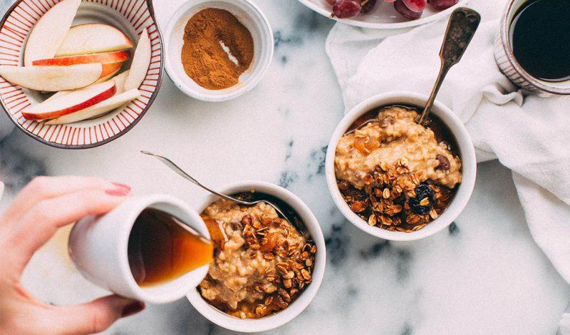 Datteln gesund zum Frühstück