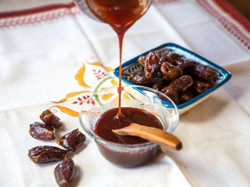 Datteln Honig Marmelade selber machen