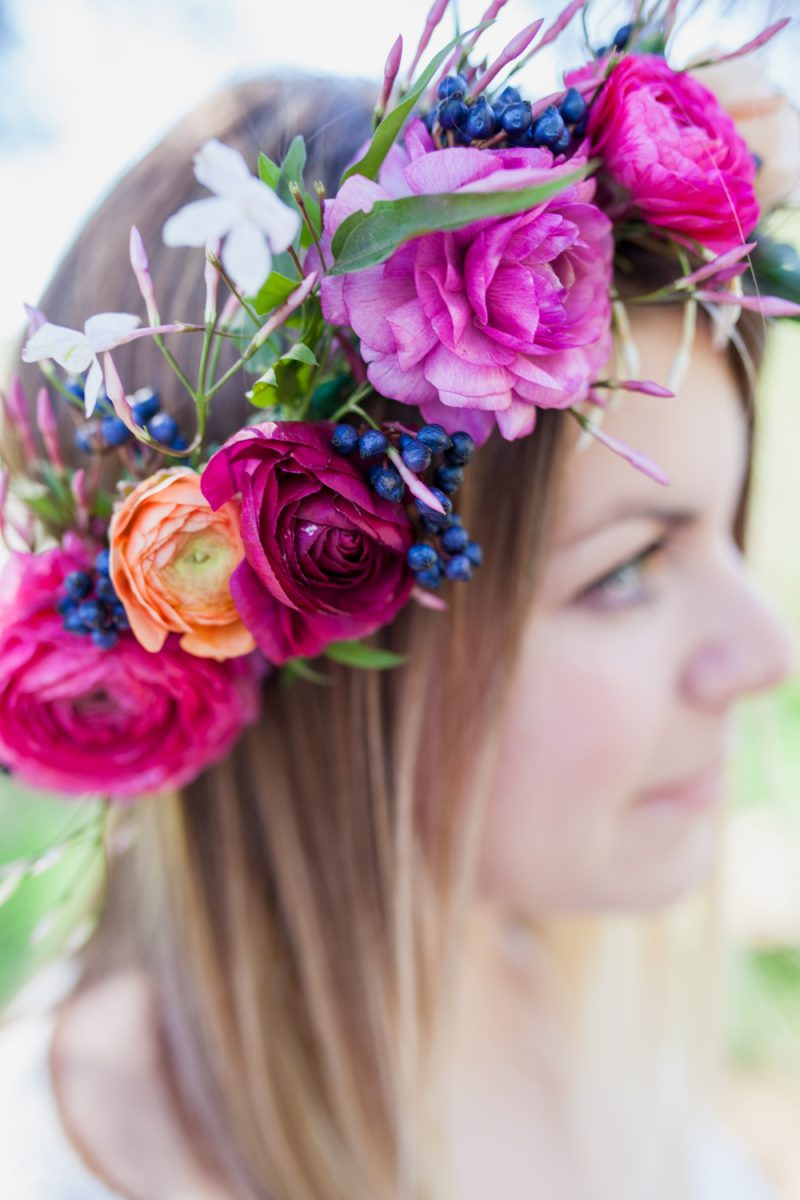Hawaii Blumenkranz selber machen