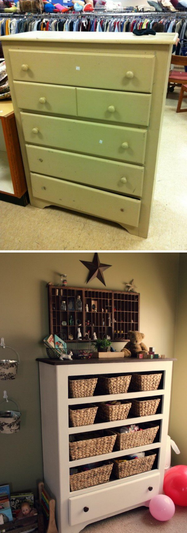Pimp Hacks: Do it yourself Ideen für DIY Schrank