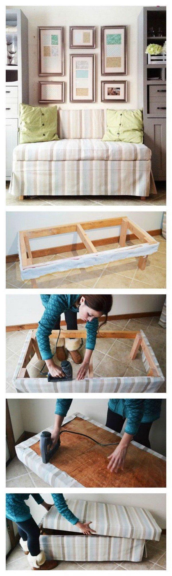 DIY Sofa selber machen