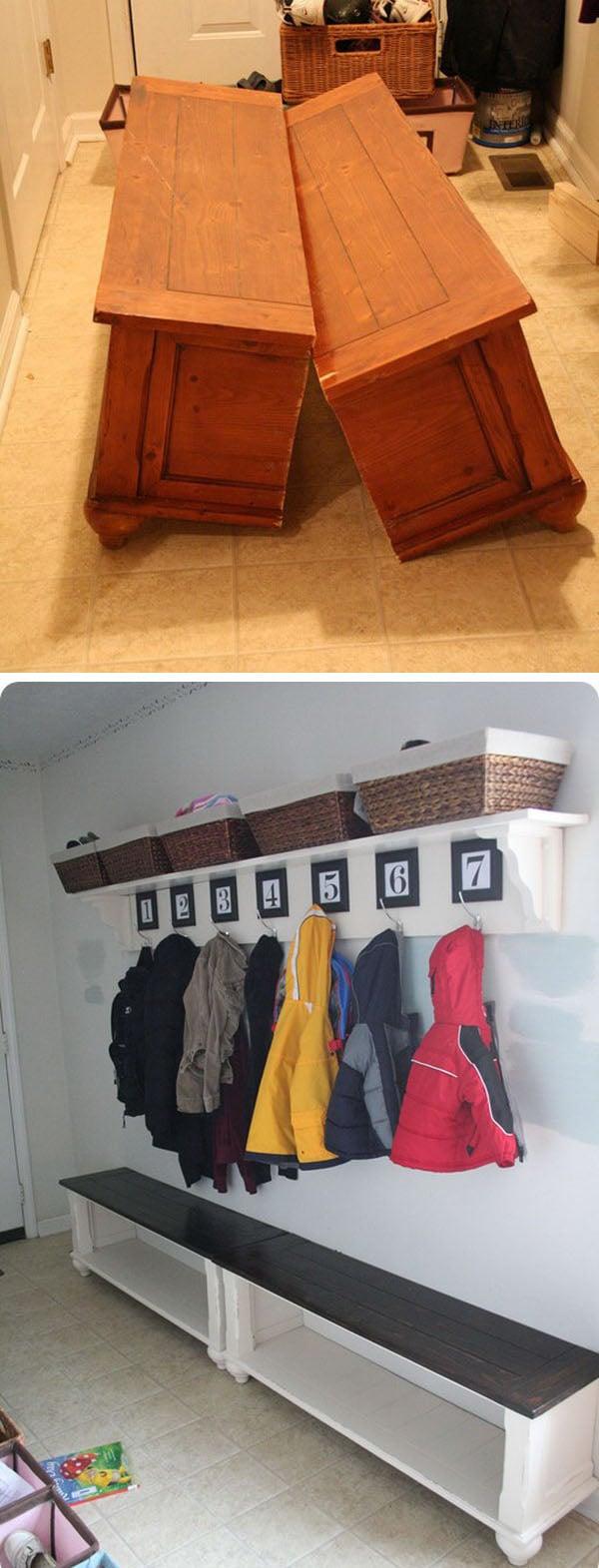 DIY Ideen für den Flur