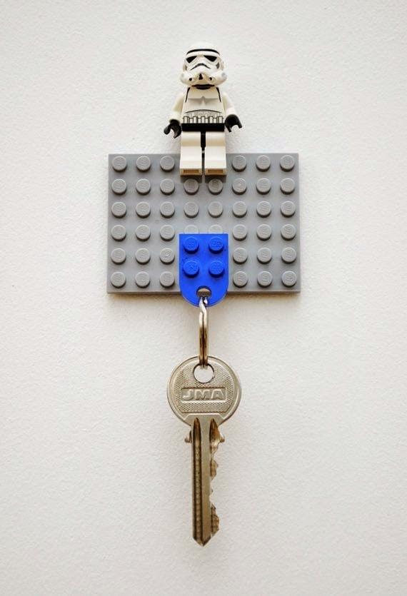 Do it yourself Hacks: Schlüsselhalter: Die beste Aufbewahrungsmöglichkeit für Ihre Schlüssel!