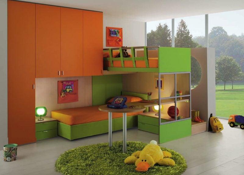 kinderzimmer ideen farbgestaltung kinderbett kinderzimmer einrichten