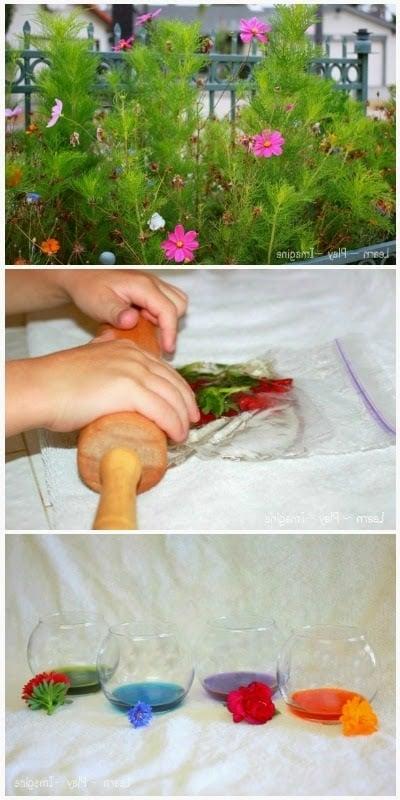 Experimente für Kindergartenkinder