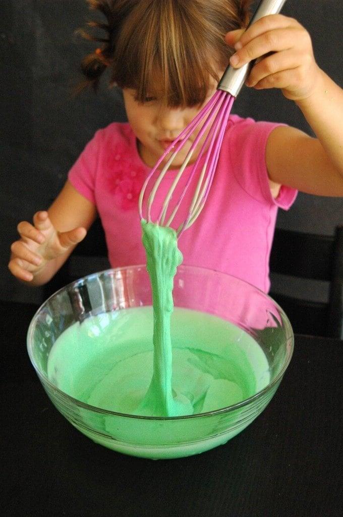 Kinder Experimente für Zuhause
