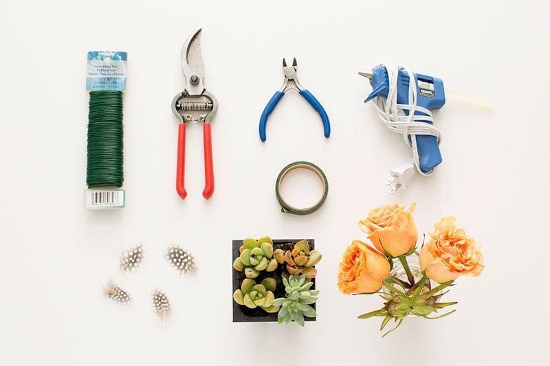 Blumenkranz Anleitung