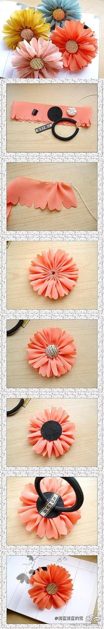 Gerbera Blume Gerbera gelb