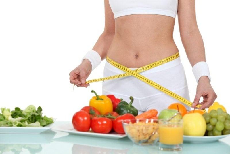 Abnehmen schnell gesundes Essen