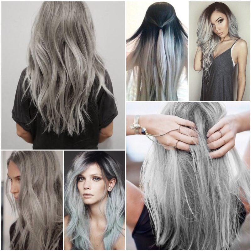 """Graue Haare - """"50 Schades of Gray"""""""