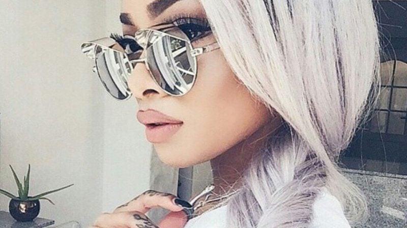 Frisuren Ideen für graue Haare