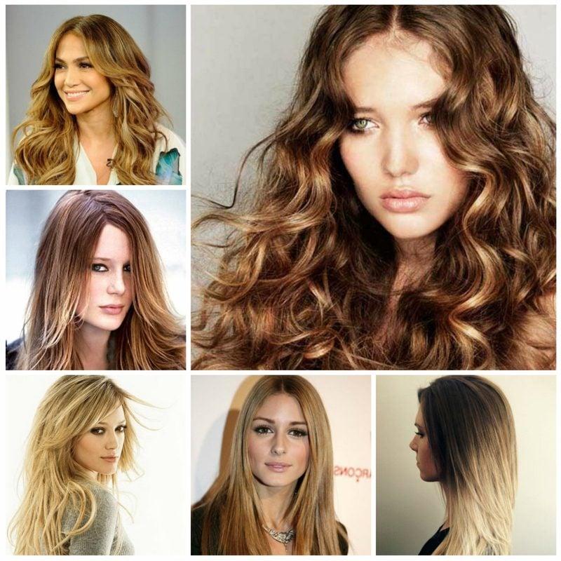 frisuren für frauen mit langen haaren