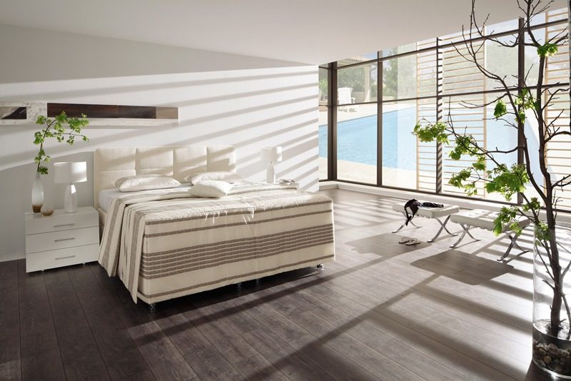 Beispiele, wie Sie Schlafzimmer nach Feng Shui dekorieren