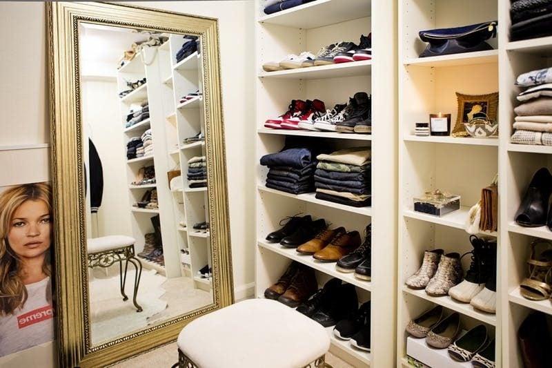 Pimp Ikea Garderobe: Offene Kleiderschranksysteme