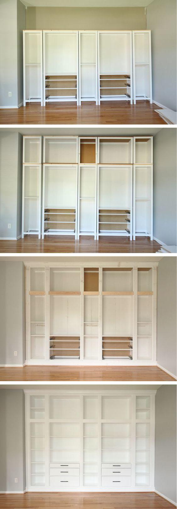 Ikea Hacks für Ihre Ikea Garderobe: DIY Anleitung