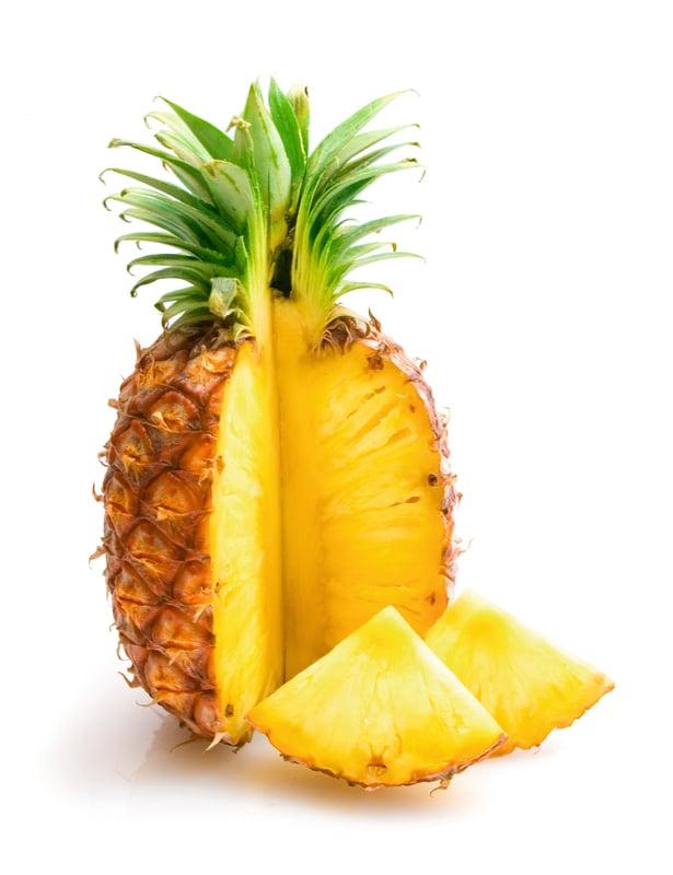 ananas gesund ananas nährwerte ananas rezepte ananas kalorien vorteile