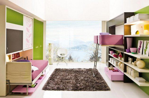 kinderzimmer ideen kindermöbel kinderzimmer minimalistisch gestalten