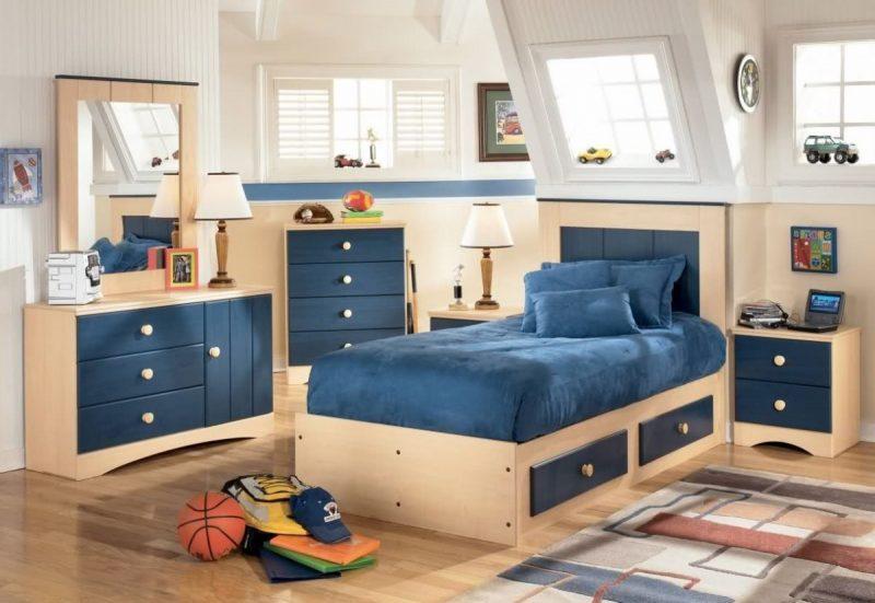 Kleines Kinderzimmer Einrichten Kinderzimmer Ideen Bett Farben