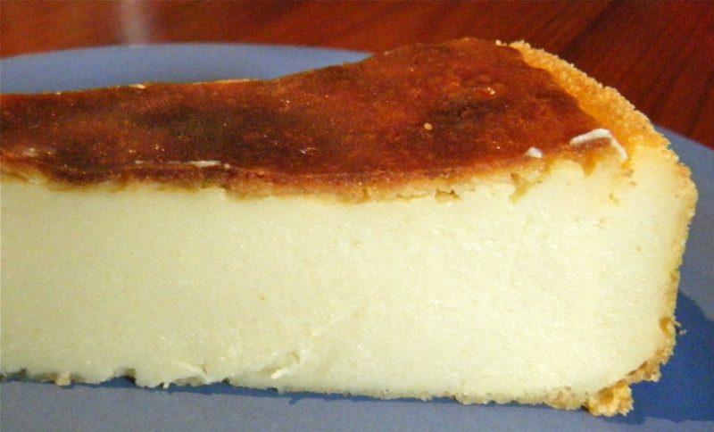 glutenfrei Kuchen backen schneller Käsekuchen ohne Boden