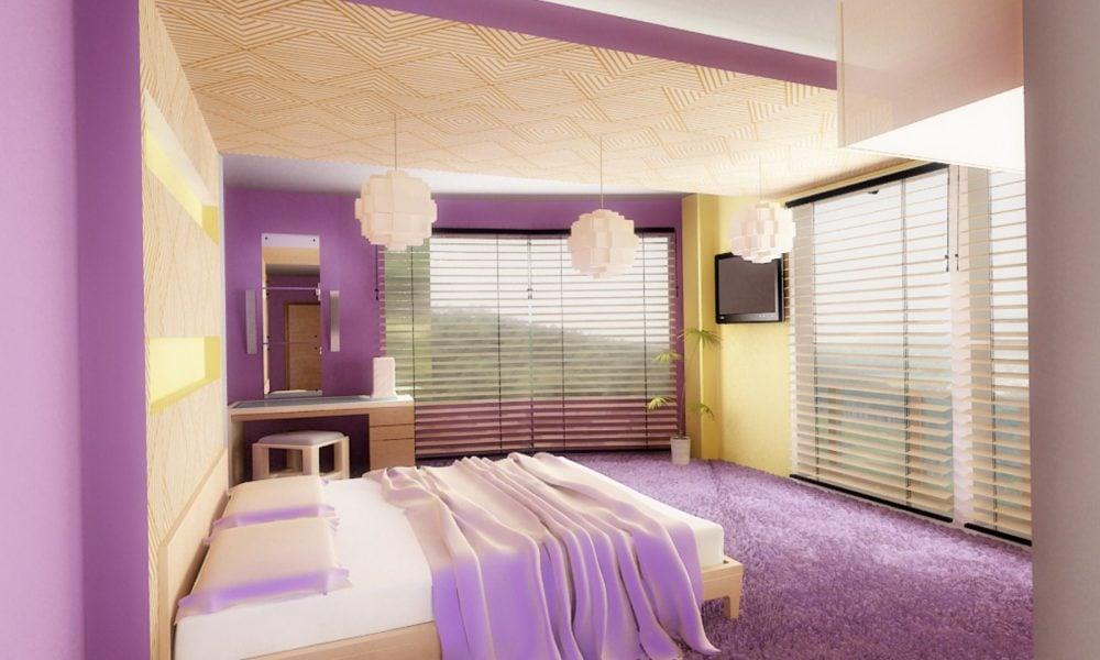 wandgestaltung schlafzimmer ideen wandfarben wohnideen