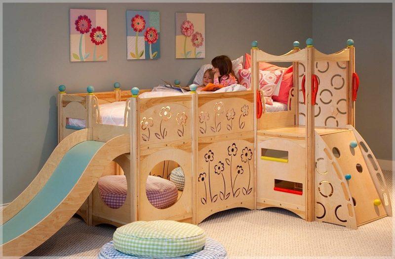 kinderzimmer ideen bett design ideen holz kinderzimmer einrichten
