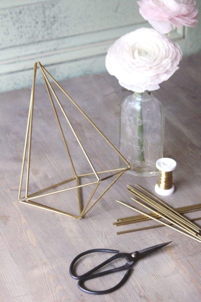 53 minimalistische diy deko ideen f r moderne wohnzimmer for Wohndeko modern