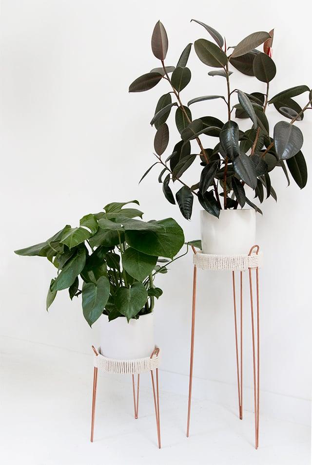 53 Minimalistische DIY Deko Ideen für moderne Wohnzimmer ...
