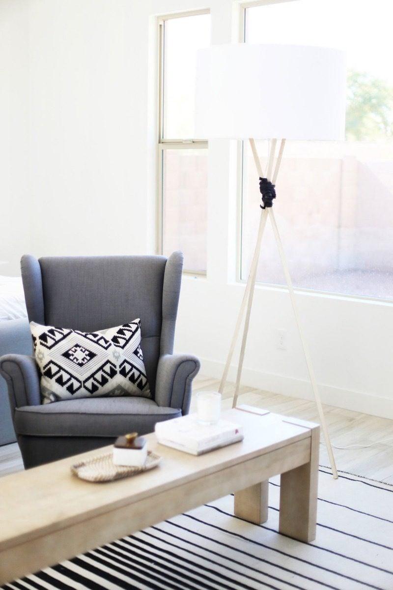 Wohnzimmer gestalten: Wohnzimmereinrichtung mit Dekoration kombinieren