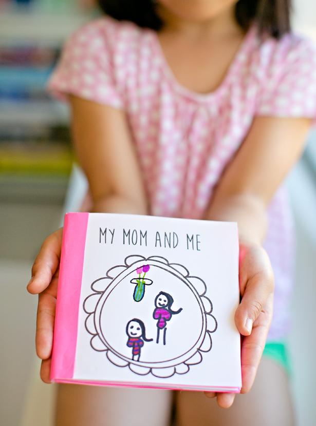 DIY Muttertagsgeschenke selber machen: Ideen für Kinder
