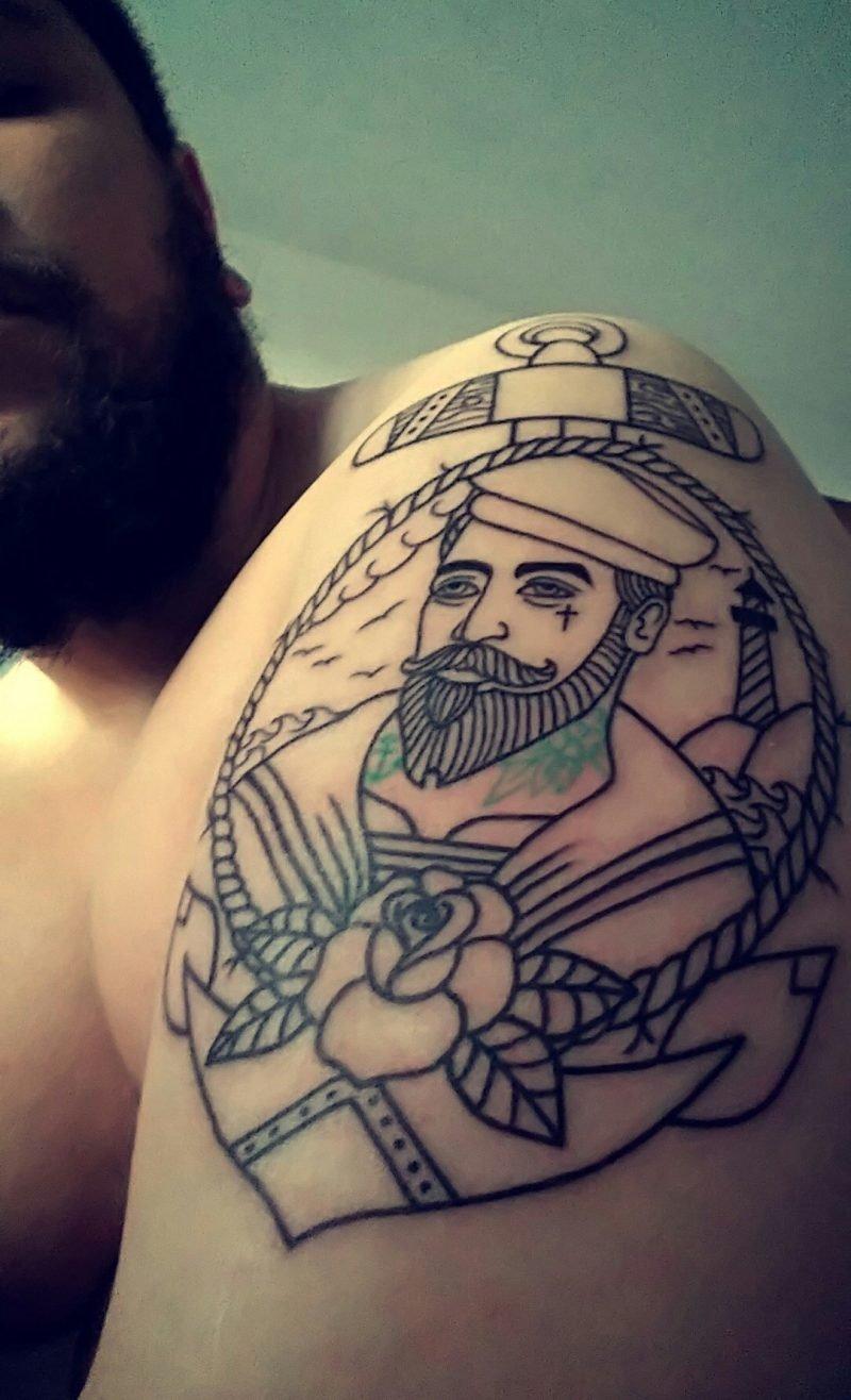 Old School Tatttoo Seilmann