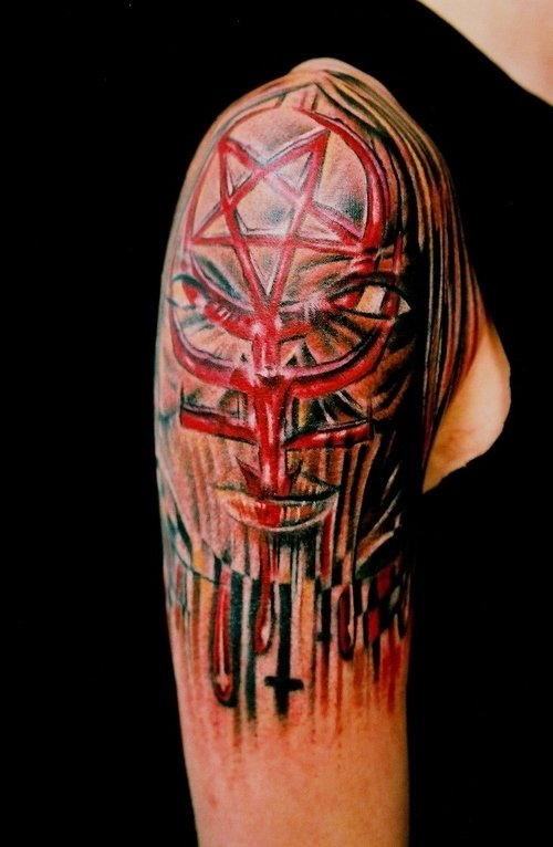 Pentagramm Herkunft Tattoo Bedeutung