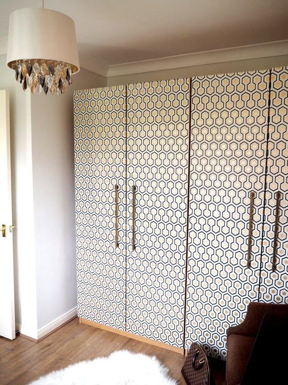 26 ikea hacks f r ihre ikea garderobe diy m bel zenideen. Black Bedroom Furniture Sets. Home Design Ideas