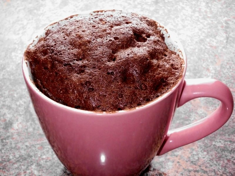 laktosefreie Rezepte Tassenkuchen ohne Ei