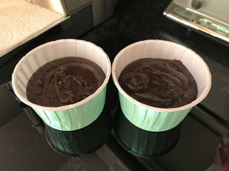 Mama Rezepte schneller Tassenkuchen glutenfrei