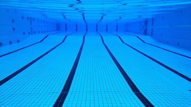 schwimmen gehen Fett verbrennen