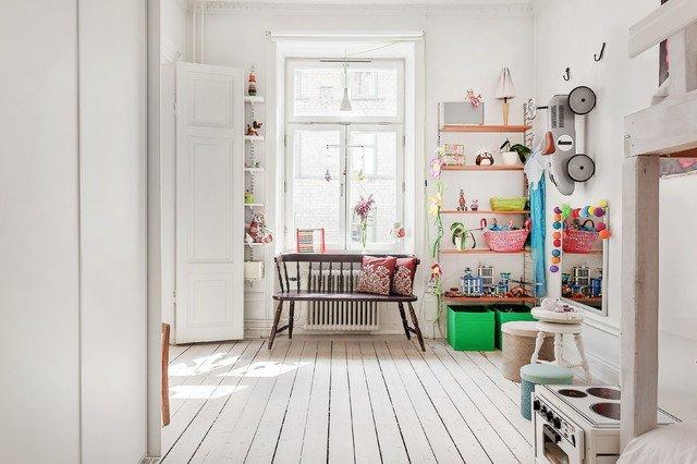 kinderzimmer skandinavisch einrichten ideen kinderzimmer möbel weiß