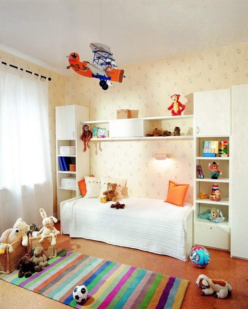 kinderzimmer einrichten kinderzimmer ideen spielplatz bett aus holz tipps kleine räume