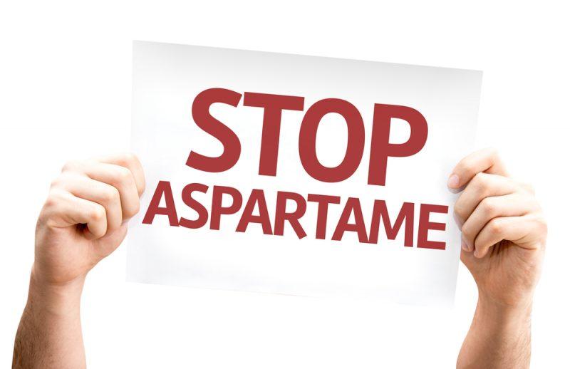 Aspartam Zuckerersatz ungesund