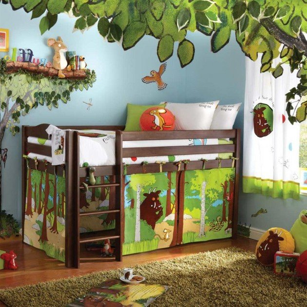 kinderzimmer ideen und tipps das sch nste kinderzimmer. Black Bedroom Furniture Sets. Home Design Ideas