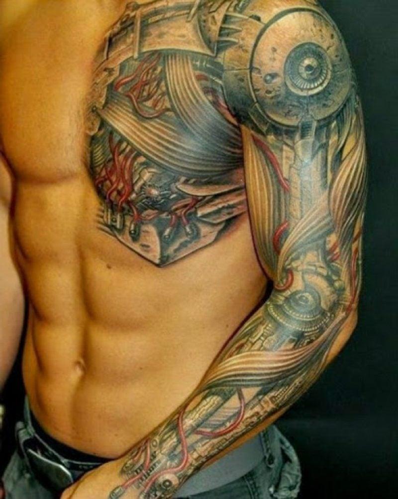 tattoo frau