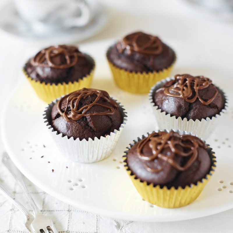 Vegane Muffins backen Leichtes Grundrezept